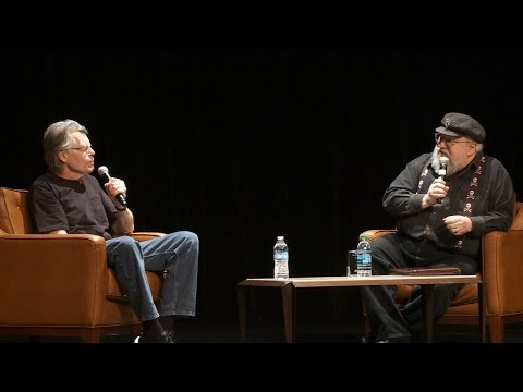 Talkshow - George RR Martin and Stephen King