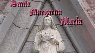 """SANTA MARGARITA Mª DE ALACOQUE, """"Apóstol del Sagrado Corazón"""""""