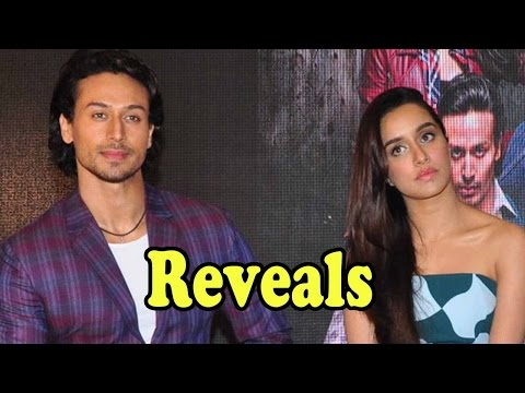 Shraddha Kapoor Reveals Why She Is Proud Of Tiger
