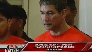 Video SONA: Dennis Roldan, hinatulang guilty sa kasong kidnapping MP3, 3GP, MP4, WEBM, AVI, FLV Agustus 2018