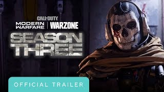 Call of Duty: Modern Warfare and Warzone - Official Season 3 Trailer by GameTrailers
