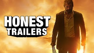 Video Honest Trailers - Logan (Feat. Deadpool) - 200th Episode!! MP3, 3GP, MP4, WEBM, AVI, FLV April 2018