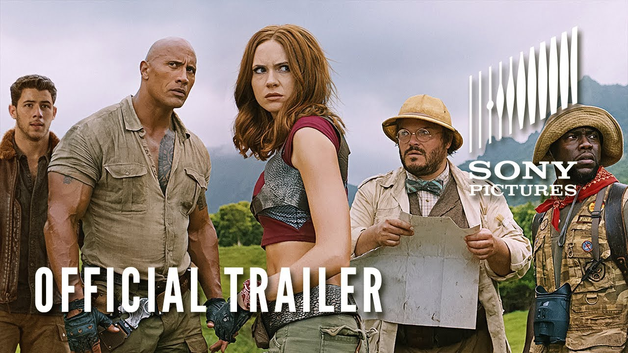 The Game has Changed but the Legend Continues in 'Jumanji: Welcome to the Jungle' (New Trailer)