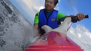 10. Yamaha VXR 650 Waverunner - Sibbald Point