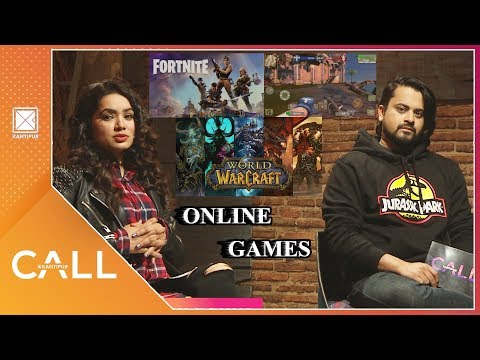 (Do Online Games Affect Your Personality ? | Tech Tuesday | Call Kantipur - 19 February 2019 - Duration: 44 minutes.)