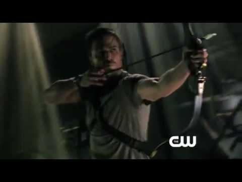 "Arrow Season 1 (Clip ""Just Beginning"")"