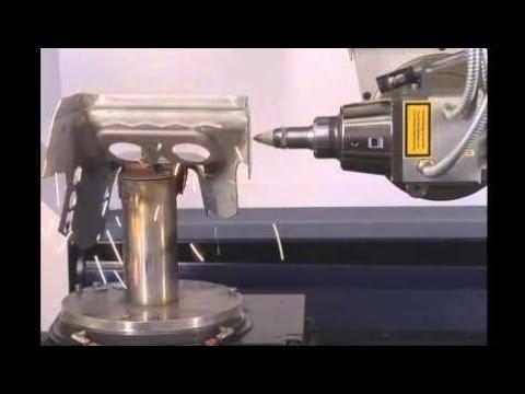[CNC Machine] Roboter Laserschneiden