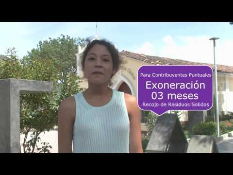 CAMPAÑA TRBUTARIA 2017, SORTEO DE UNA CAMIONETA MINIVAN