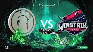 IG vs Winstrike, The International 2018, game 1