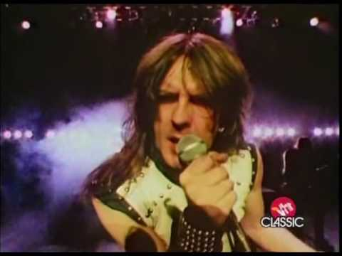 Saxon Princess of The Night Remastered Official  Video HD