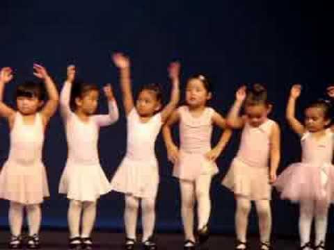 Dorothy Ballet Dance Performing