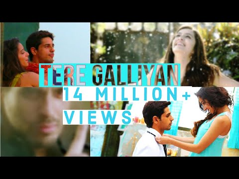 Galliyan – Ek Villan { New Look } I Full HD Song I HD Lyrics