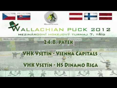 Pozvánka na Wallachian Puck 2012