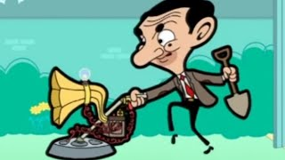MrBean - Mr Bean - Making a metal detector