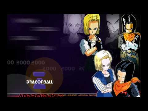 DBZ-Android 17 & 18 Theme