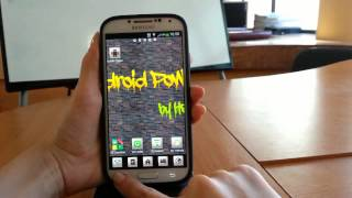 GO Launcher Graffiti Theme YouTube video
