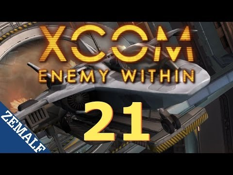 Let's Play XCOM: Enemy Within – Part 21 [I/I] (Alien Abduction)