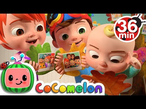Thank You Song | +More Nursery Rhymes & Kids Songs - CoCoMelon - Thời lượng: 36:38.