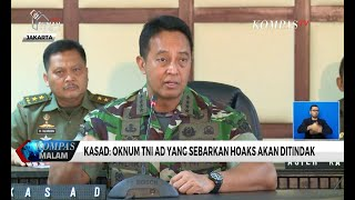 Video Kasad: Cari Letkol AD Pemberi Informasi Bohong ke Rizal Ramli dan Proses Hukum MP3, 3GP, MP4, WEBM, AVI, FLV Juli 2019