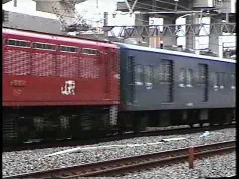 高崎線珍編成列車