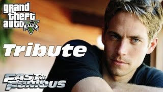 Nonton Fast & Furious 7 Ende Paul Walker Tribute (GTA 5 Remake PS4) Film Subtitle Indonesia Streaming Movie Download