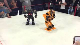Video Robogames 2016: 3D printed robot KungFu MP3, 3GP, MP4, WEBM, AVI, FLV November 2018