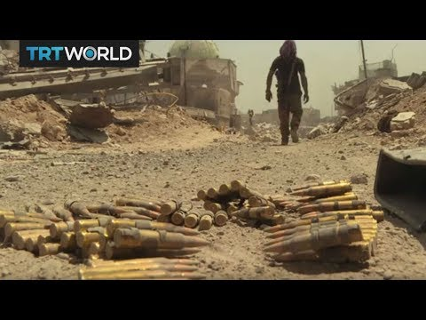 Video The Fight for Mosul: Iraqi forces battle Daesh in Old City download in MP3, 3GP, MP4, WEBM, AVI, FLV January 2017
