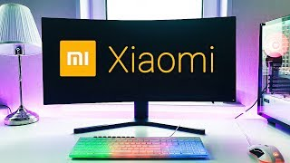 ПУШКА МОНИТОР ЗА 300$ Xiaomi Mi Surface Display 34