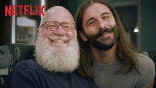 Video David Letterman and Jonathan Van Ness on Beard Trims, Self Care, Gender and LGBTQ Rights   Netflix MP3, 3GP, MP4, WEBM, AVI, FLV September 2019