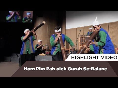 Highlight Hom Pim Pah oleh Guruh Se-Balane