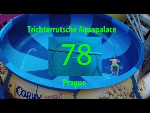 Aquapalace Prag - extreme Trichterrutsche