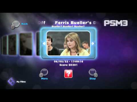 PSM3 Presents... Yoostar 2: Ferris Bueller's Day Off (Andy H)