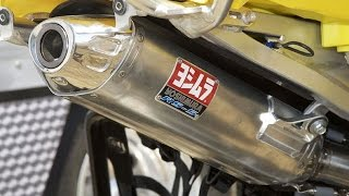3. Suzuki LT-R450 Exhaust review