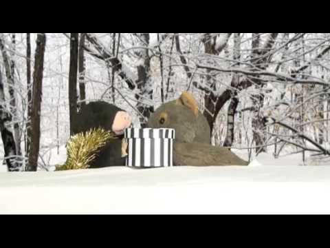 Mole & Wombat Happy Xmas to Bibi (видео)