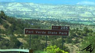 Flagstaff (AZ) United States  city photos gallery : Lets Go Places prt 24 - Arizona, Phoenix to Flagstaff - USA Travel - YouTube