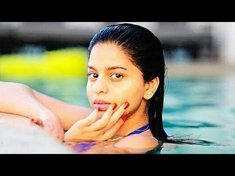 SRK's Daughter Suhana Khan's HOT Swimming Pool Pic LEAKED