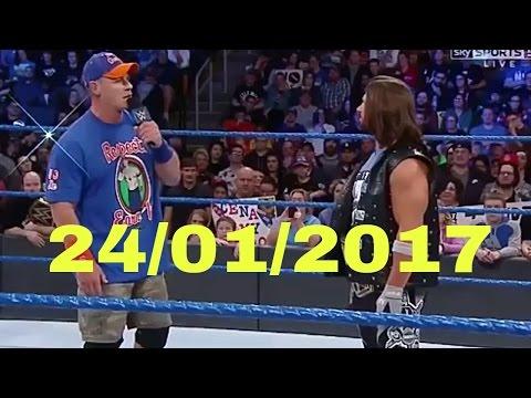 WWE Smackdown 24 January 2017 Highlights HD - WWE Smackdown 24/1/2017 Highlights HD wwe highlight HD