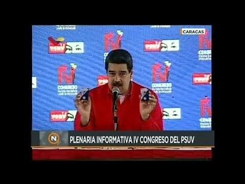 Βενεζουέλα: Ο Μαδούρο πουλάει ράβδους χρυσού στους πολίτες…