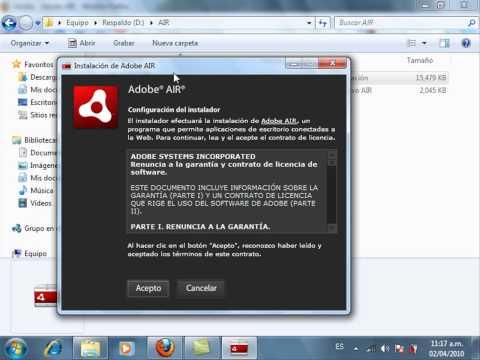 Introducción a Adobe AIR