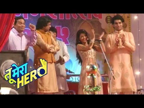 Tu Mera Hero   29th Sept 2015   Titu & Panchi Make