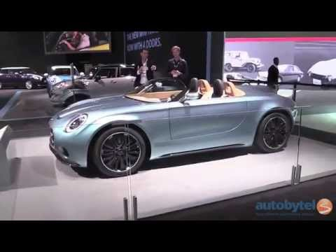 Fab Five Concept Cars at the LA Auto Show 2014