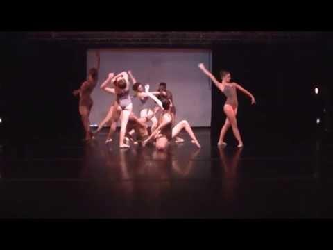 Dissonance Dance Theatre WINTERSTEPS  2015 Trailer 1