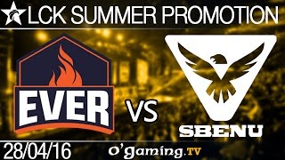 ESC vs Sbenu - LCK Summer Promotion