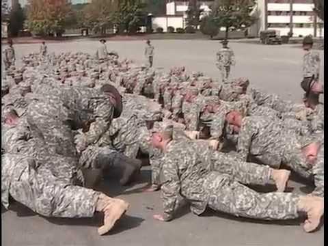 My Basic Training at Ft. Knox Oct. '05