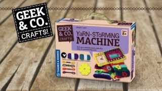Yarn-Storming Machine Kit