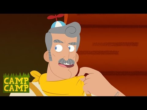 Season 3, Episode 7 - Cameron Campbell the Camp Campbell Camper | Camp Camp