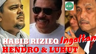 Video Habib Rizieq Ingatkan Hendropriyono Dan Luhut Jangan Ulangi Curang MP3, 3GP, MP4, WEBM, AVI, FLV April 2019