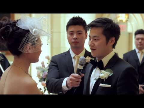Toronto Chinese Wedding Planner - Sherry and Mino - Modern Chinese Wedding (видео)