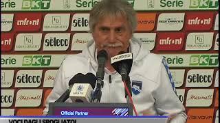 INTERVISTA GIUSEPPE PILLON DOPO GARA SALERNITANA - PESCARA