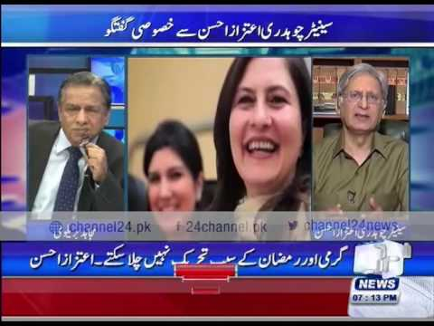 Mujahid Live 10th May 2016